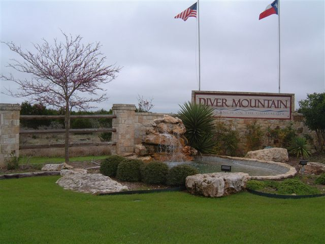 Front Entrance of River Mountain Ranch